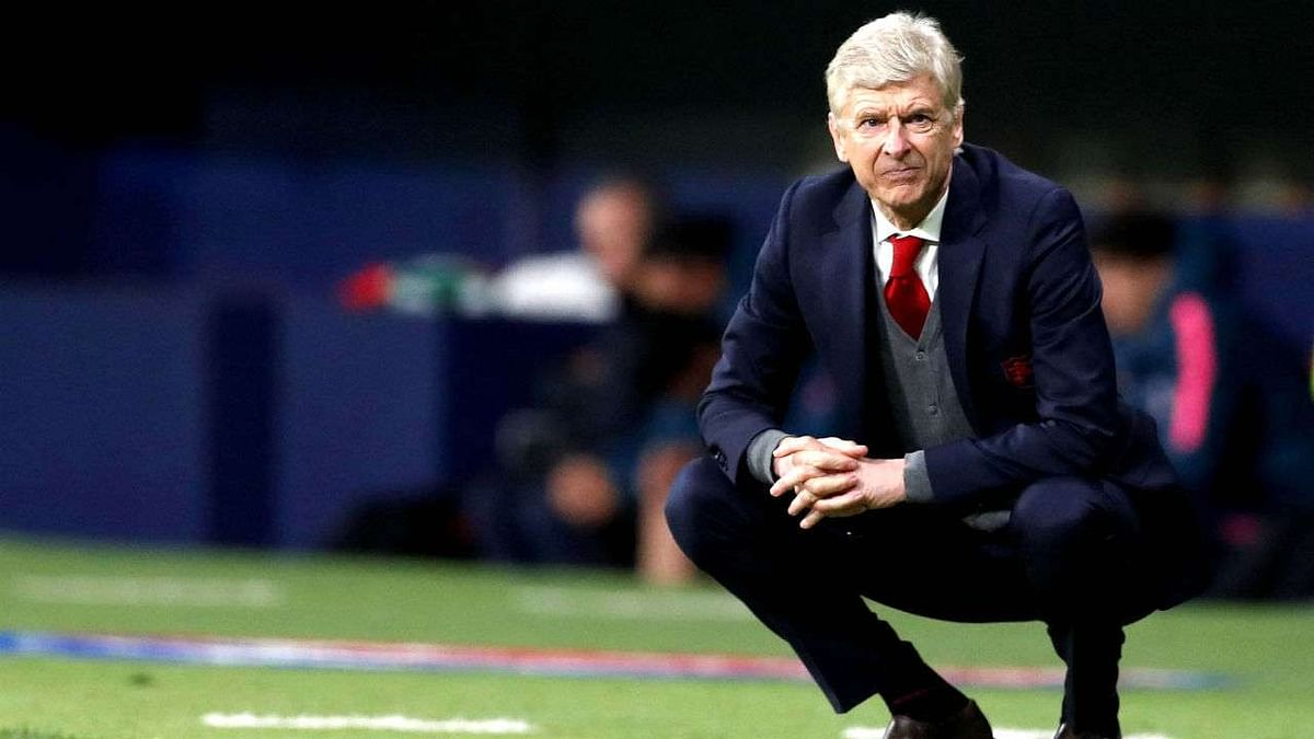 Wenger reveals strategy behind Chelsea's Champions League victory