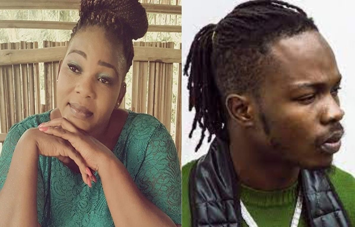 VIDEO: Ada Ameh lambastes Naira Marley after mom, daughter threesome comment