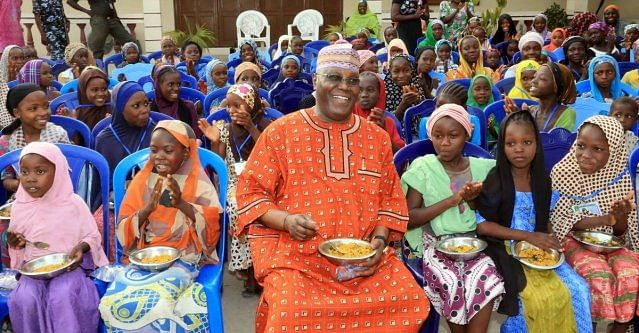 Children's Day: Atiku urges sustained efforts to mitigate COVID-19 effects