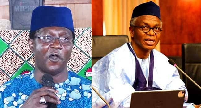 Economic sabotage: El-Rufai places bounty on Wabba, other NLC leaders