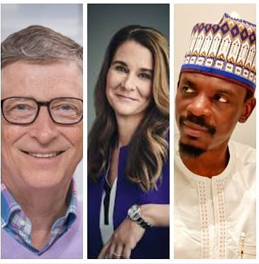 JUST IN: Bill and Melinda Gates divorce after 27 years scary, Buhari's aide reacts
