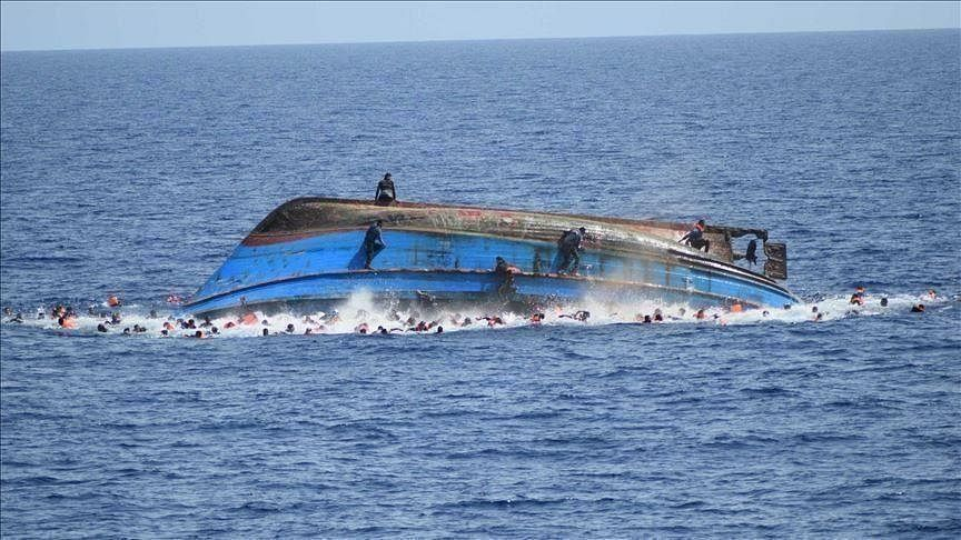 17 migrants feared drowned in shipwreck off Tunis