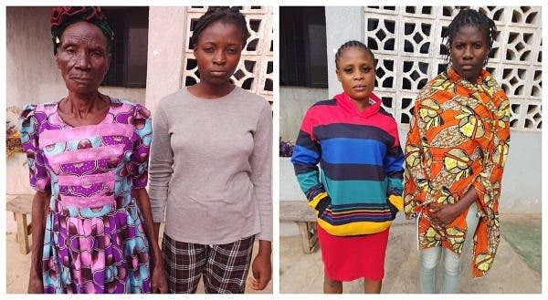 NDLEA arrests 80-year-old grandma, granddaughter with 192kg cocaine, other drugs