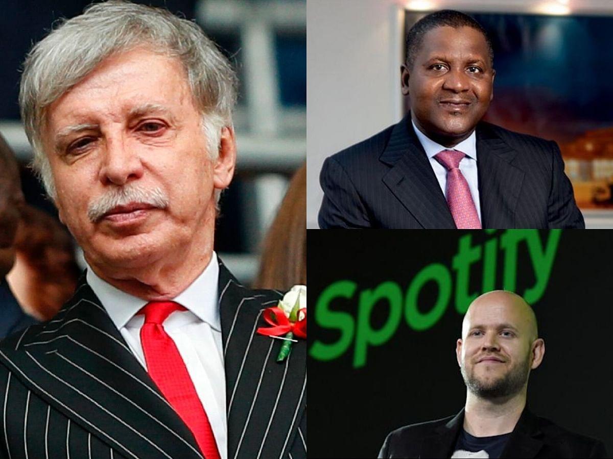 Dangote, Ek on alert as Kroenke puts Arsenal up for sale