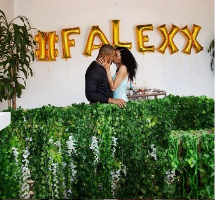 Actor Alex Ekubo proposes to long time girlfriend