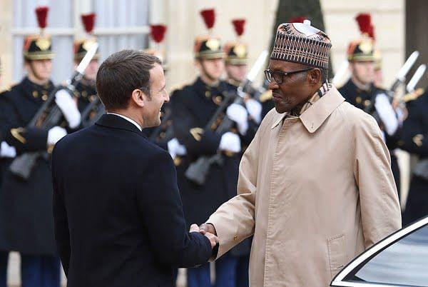 Buhari to seek Macron's help in insecurity, COVID-19, economy