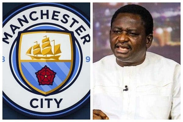 Buhari's aide, Femi Adesina, likens Nigeria's security challenges to Man City's woes