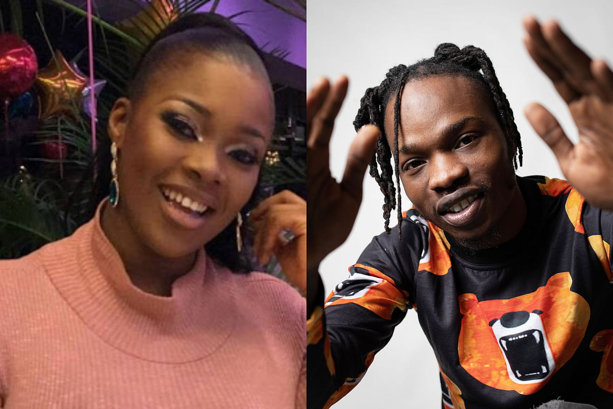 Actress Ejine Okoroafor unfollows Naira Marley over 'threesome' statement