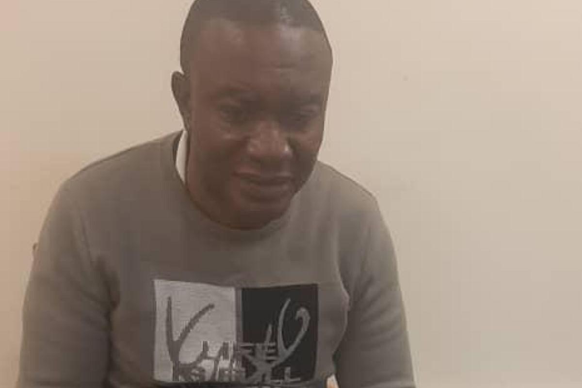 PHOTOS: NDLEA intercepts ₦8bn cocaine, arrests drug kingpin at Lagos airport