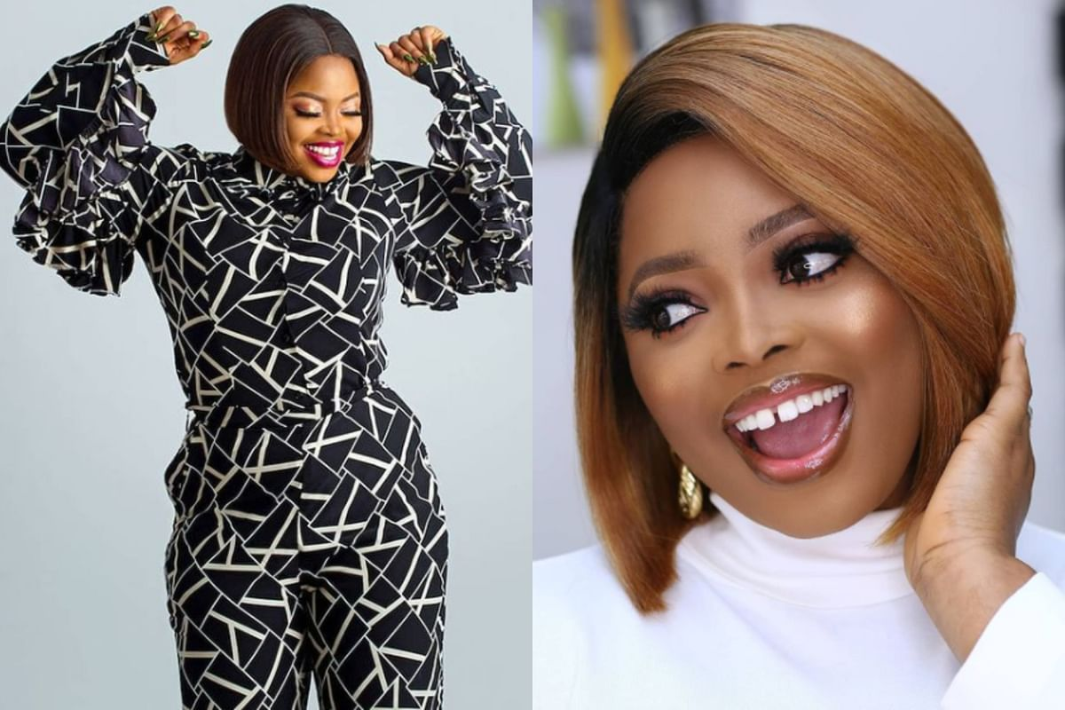 You don't have to go nude to be fashionable – Actress Olayode Juliana tells women