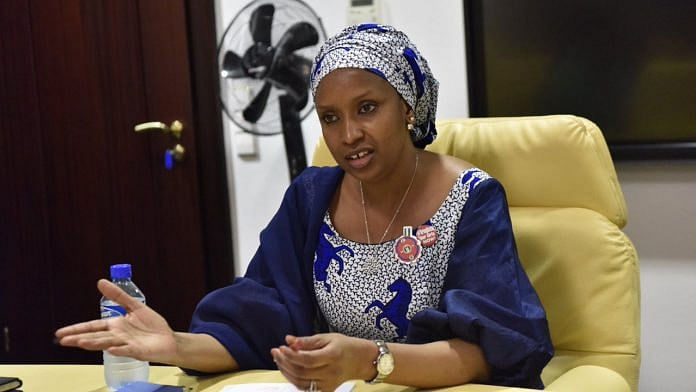 Buhari suspends Hadiza Bala Usman as NPA MD, orders probe