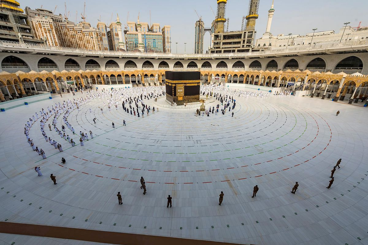 Only 60,000 local, international pilgrims will perform 2021 hajj – Saudi
