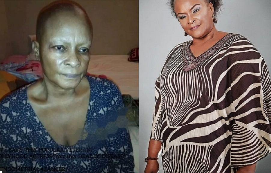 Shocking! Nollywood actress Ify Onwuemene is dead