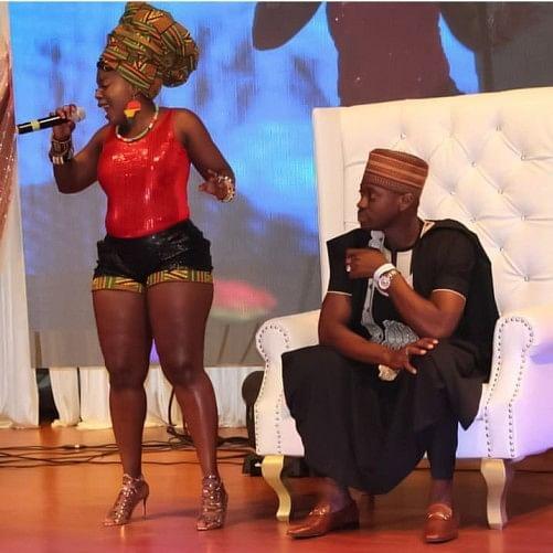 Nigerian Idol star Jemiriye opens up on affair with Nollywood's Lateef Adedimeji
