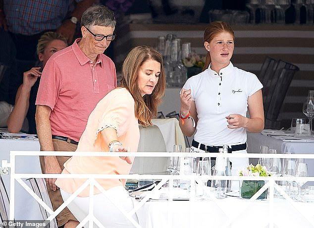 Bill and Melinda Gates' daughter Jennifer speaks on parents' divorce