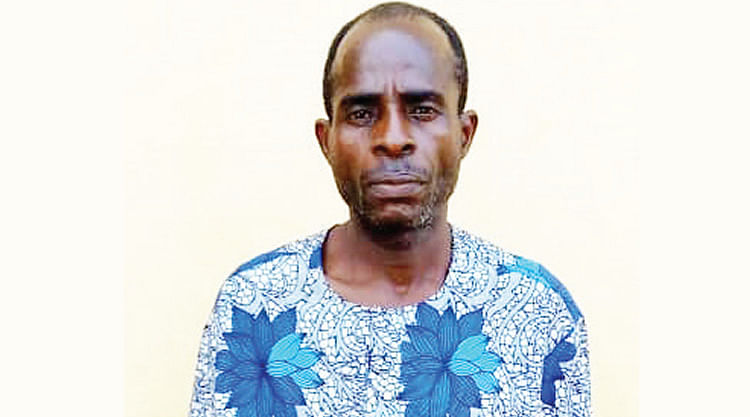 Man, 52, rapes his three daughters, neighbour's 10-year-old niece