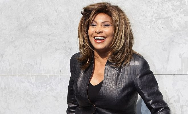 Tina Turner excited with Rock & Roll Hall of Fame induction