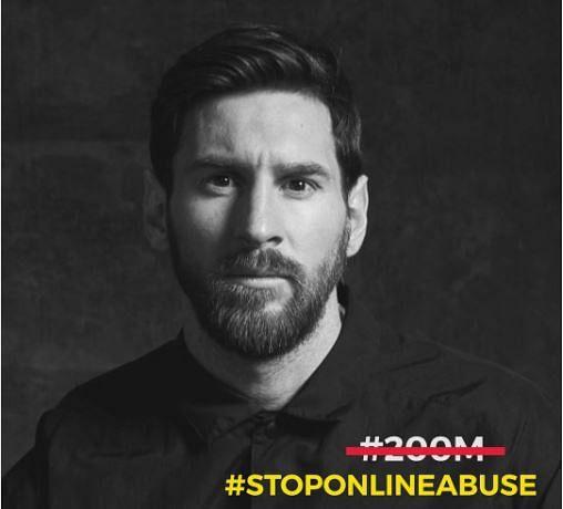 Messi not celebrating MILESTONE of 200m Instagram followers over cyberbullying