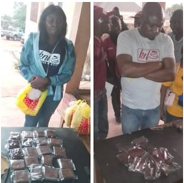 JUST IN: NDLEA seals eateries selling 'Cannabis Cakes' in Plateau