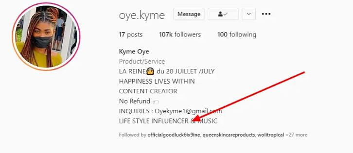 Bobrisky's ex-PA, Oye Kyme, turns brand influencer after calling him out