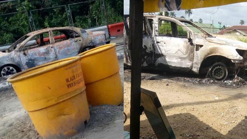 Gunmen dressed as policemen ambush, kill seven cops in Rivers