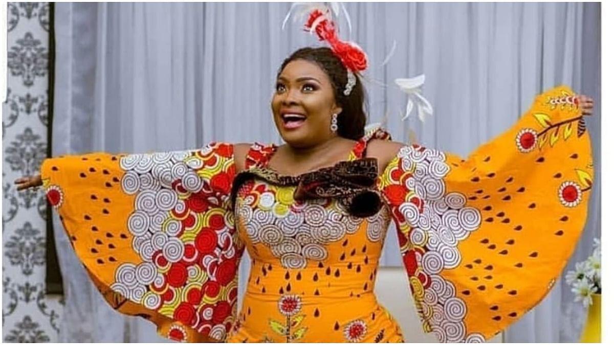 Celebrities celebrate Ronke Odusanya as she marks birthday
