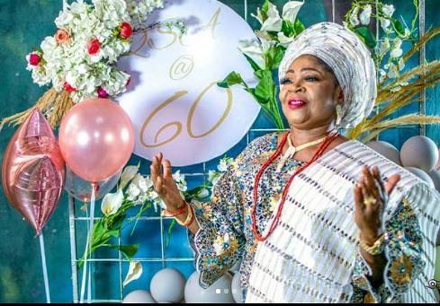 PHOTOS: Ace Musician, Queen Salawa Abeni at 60