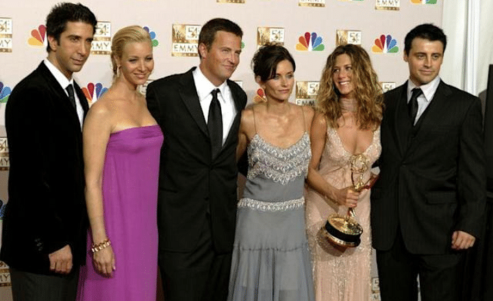 'Friends' reunion to air May 27, with slew of celebrity guests