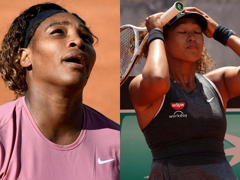 Serena, Osaka crash out of Italian Open