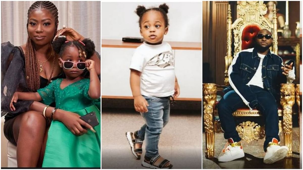 Davido's baby mama, Sophia, throws sub after singer declared Chioma's son heir apparent