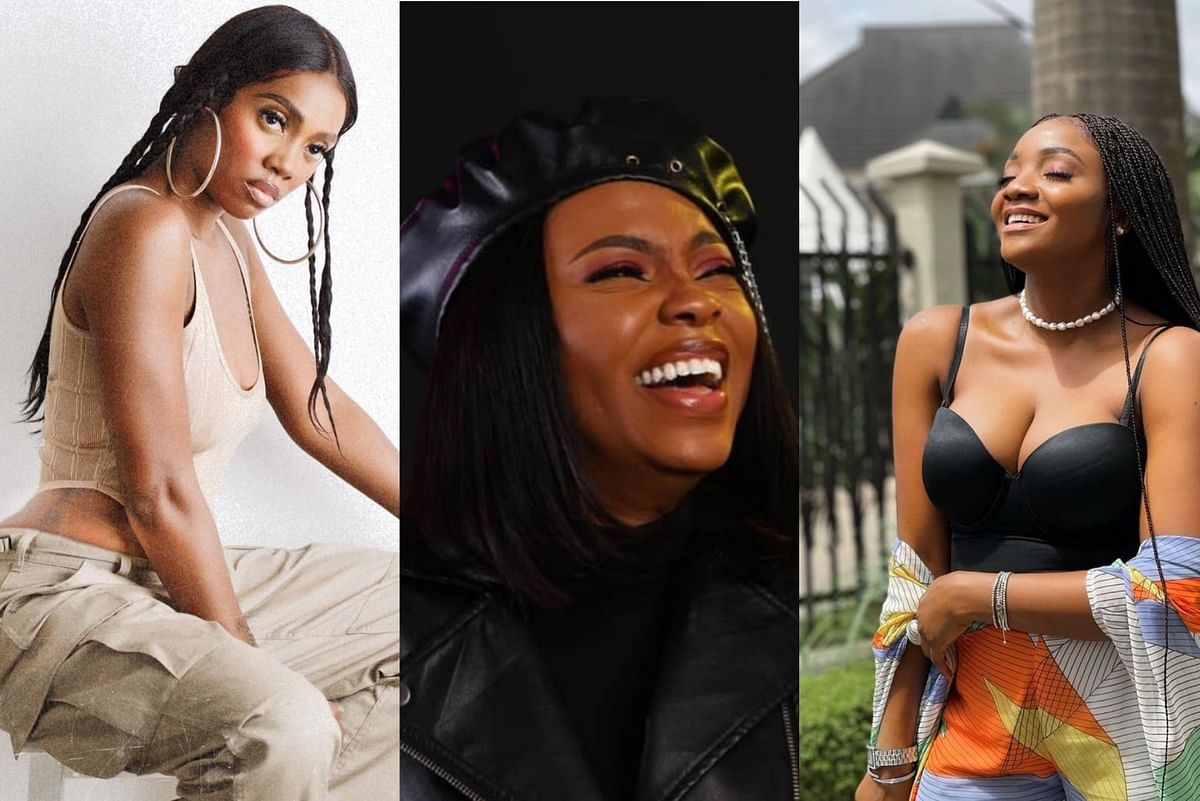 Tiwa Savage, Simi, other celebs react after Chidinma announced switch to gospel music