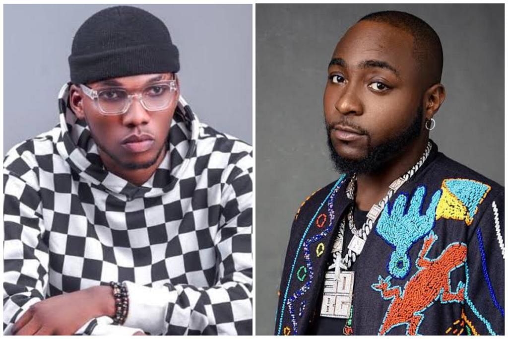 Victor AD quells rumours on alleged song theft by Davido