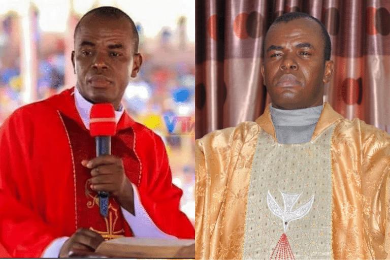 Mbaka: Protesting youths vandalise Enugu Catholic Bishop's residence