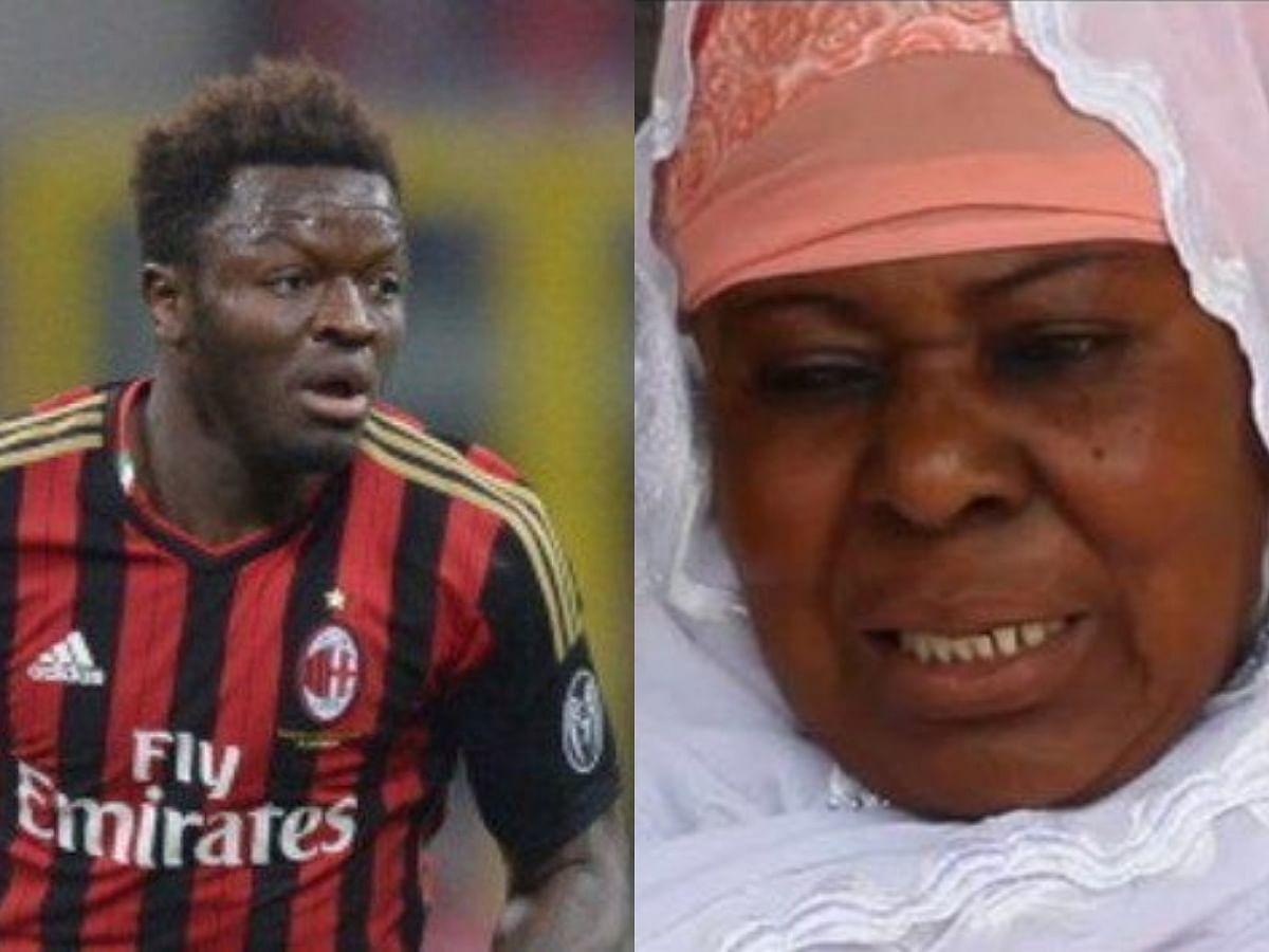 Ghana football mourns as Sulley Muntari loses mother