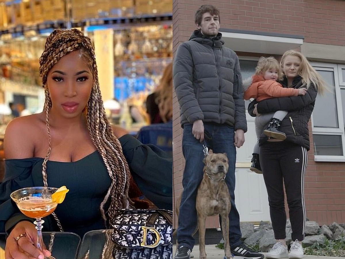 Rich Nigerian kid who spends over ₦5m a month humbled after meeting struggling UK family