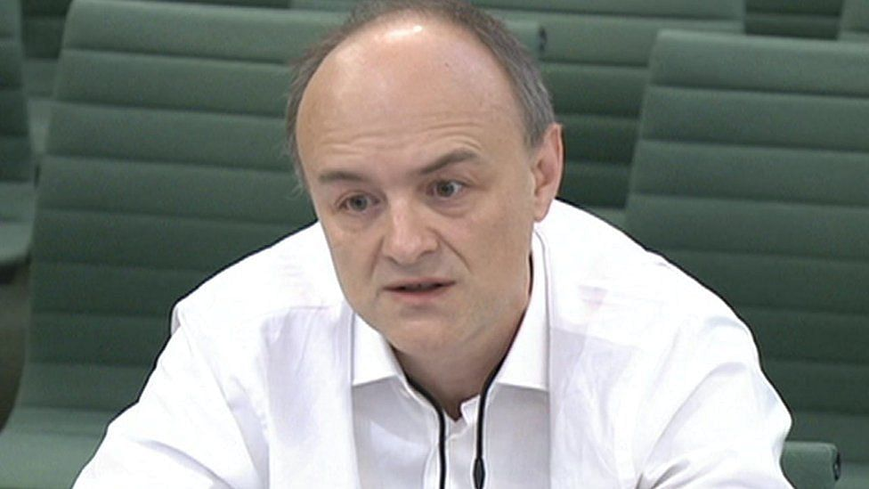 COVID-19: Britain dismisses PM ex-aide's comments ahead of questioning