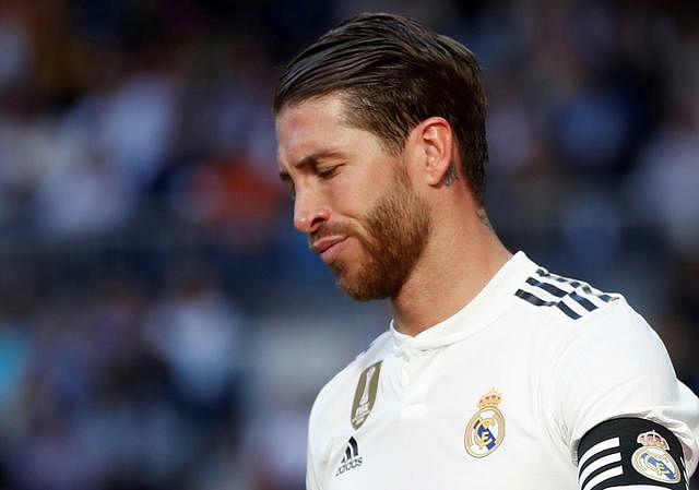 JUST IN: Spain drop Sergio Ramos from Euro 2020 squad