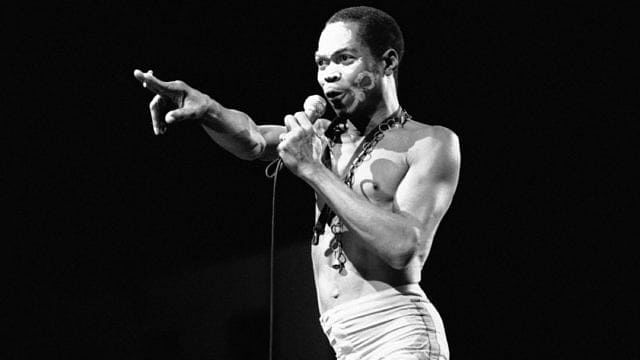 Nigerians fume as Fela loses out in 2021 Rock & Roll Hall of Fame induction