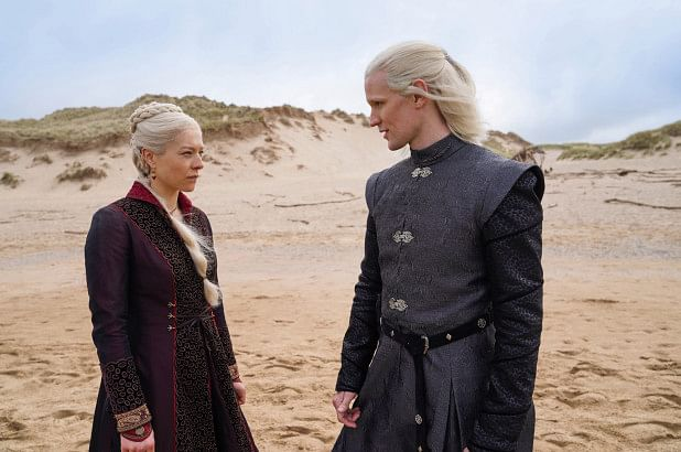 HBO releases images of 'Game of Thrones' new series – House of the Dragon