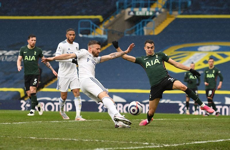 Tottenham top four hopes fade with 1-3 loss at Leeds
