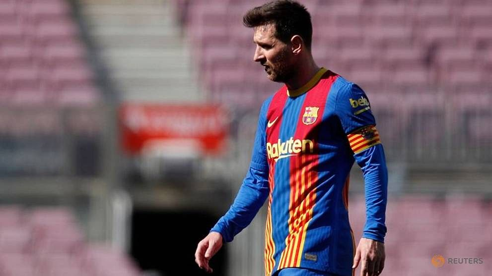 Transfer: Messi to address Barcelona fans from Camp Nou Sunday