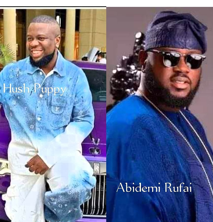 From 'Hushpuppi' to Abidemi Rufai 'Sandy Tang' BY Oludayo Tade