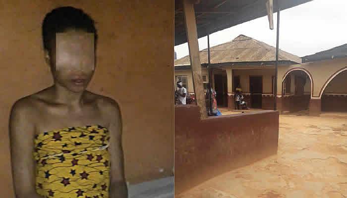 16-year-old job seeker turns sex slave in Ogun brothel