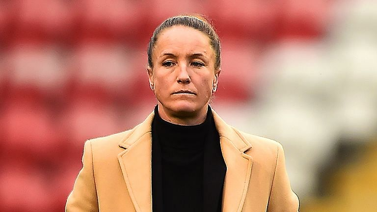 Casey Stoney resigns as United female head coach