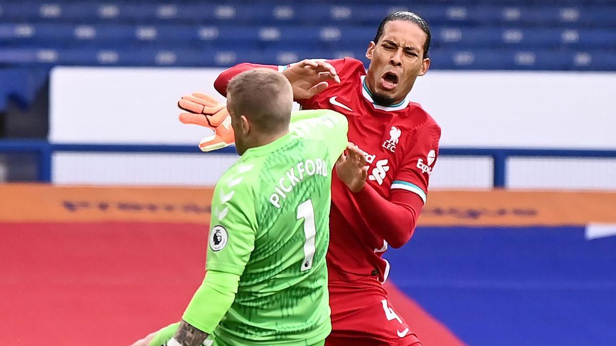 Liverpool's Van Dijk to miss Euro 2020 tournament