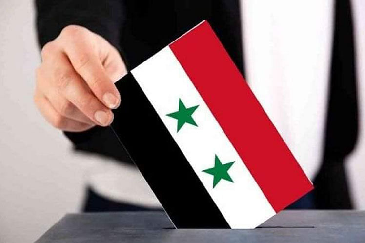 Syria sets up 12,000 polling stations for Presidential election
