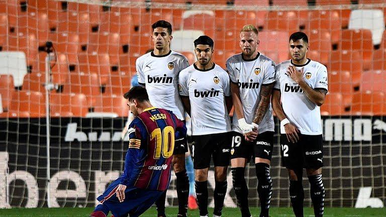 La Liga: Barcelona keep title hopes alive after surviving Valencia test