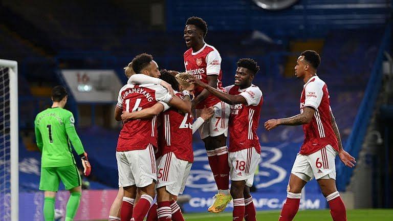 Jorginho blunder gives Arsenal 1-0 victory over Chelsea