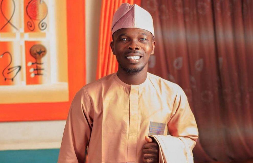 Yoruba comic actor Ijebuu celebrates 42nd birthday with adorable photos