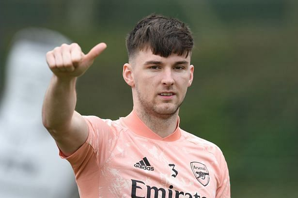 Arsenal extend Tierney's contract by five years